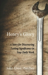 Henry's Glory Cover