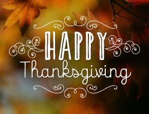 Thanksgiving—Leaves